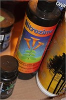 Fertilizers, Rooting Compound, Grow Chems