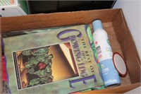 Indoor/ Outdoor Growing Books How-to & Reference