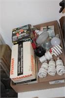 Light Bulbs; Flood, Mini-Flood, Halogen