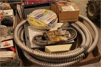 Electrical Wire, Breaker Boxes,Transformer, Etc