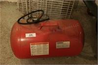 Husky 10gal Portable Compressor Air Tank