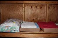 Towels, Rags, Linen