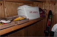 Connelly Water-ski, Lifejackets, Marine Line, etc