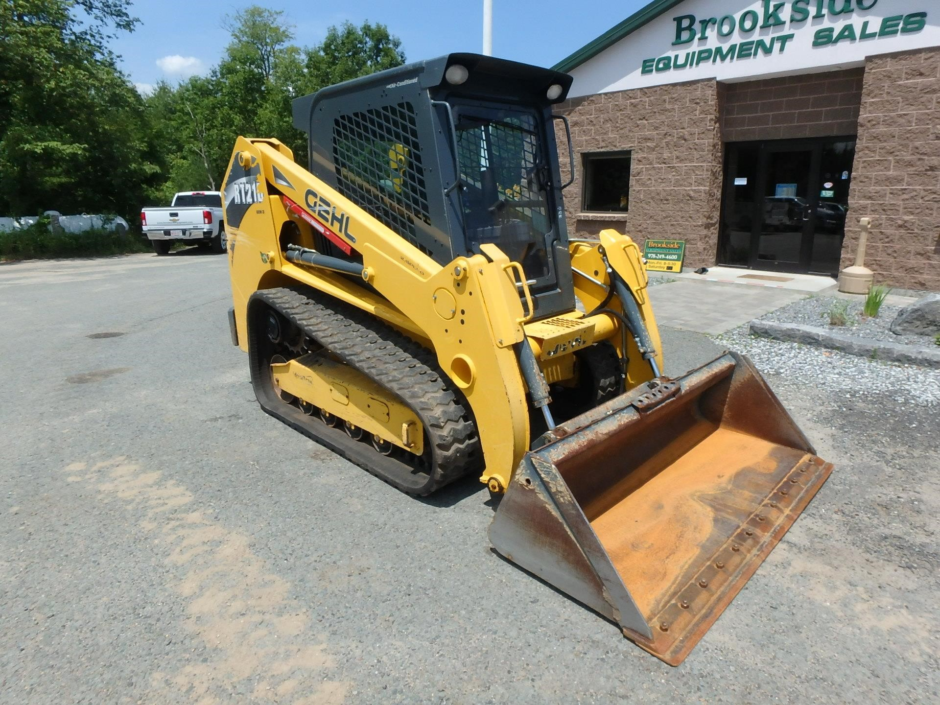 All Gehl Compact Track Loaders for Sale :: Construction