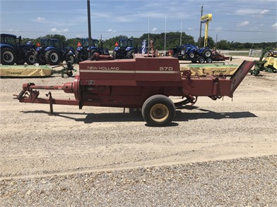 NEW HOLLAND 570 For Sale - 40 Listings   TractorHouse.com - Page 1 on