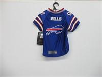 NFL Buffalo Bills Large Dog Jersey