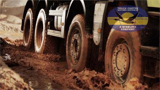 Volvo FMX13 HAX 8x4 Rigid Air Ride Construction/Heavy