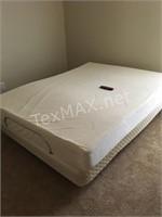 TempurPedic Adjustable Queen Bed