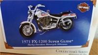 Hallmark 1971 FX-1200 Super Glide Ornament