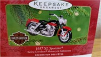 New 1957 XL Sportster Ornament