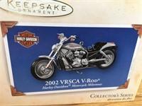 New Hallmark 2002 VRSCA V Rod Ornament