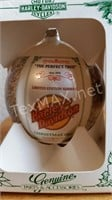 2 New Harley Davidson Collectible Ornaments