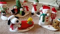 5 Soft Christmas Decorations