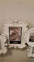 New Pier One Oval Picture Frame