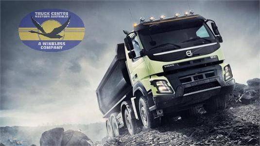 Volvo FMX13 HTX 8x4 Rigid T-Ride Heavy Construction