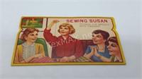 New Vintage Sewing Susan Needle Book