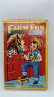 Vintage Farm Fun Puzzles