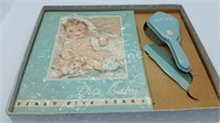 New Vintage Baby Book Set