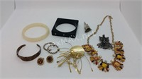 Collection of Vintage and Contemporary Jewelry