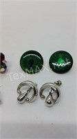 Collection of Vintage Earrings