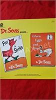 Vintage Dr. Seuss 2 Best Selling Books Album