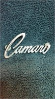 Vintage Camaro Car Emblem