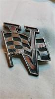 3 Car Horsepower Emblems