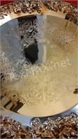 Vintage Sheridan Taunton Silversmiths Tray