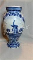Royal Delft Vase