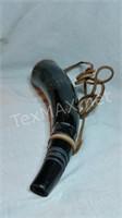 Vintage Powder Horn