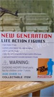 New Generation Life Action Figures