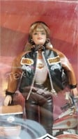 New Harley Davidson Collectible Barbie