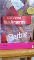New March of Dimes Barbie