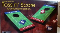 New Toss N Score Tournament Edition Game