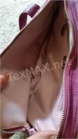 2 Perlina Leather Purses