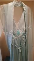 Komar Nightgown & Robe