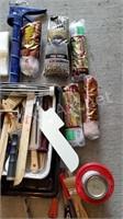 Panting Supplies