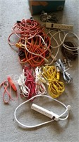 Collection of Extension Cords