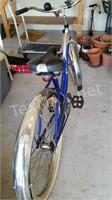 Sunn  Retro Cruiser Bike