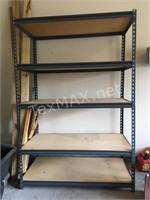 Heavy Duty Garage Shelf
