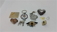 Keyrings and More