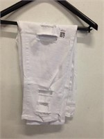 COVER GIRL WOMENS RIPPED JEANS SIZE 16W
