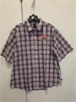 DICKIES MENS SHORT SLEEVE SIZE 2XL