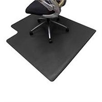 OFFICE CHAIR  MAT WITH LIP