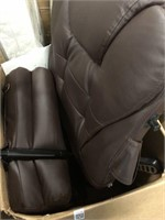 HIGH BACK OFFICE CHAIR  ( SELLING AS IS)