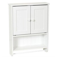 ZENNA HOME COTTAGE COLLECTION WALL CABINET