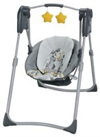 GRACO SLIM SPACE COMPACT SWING