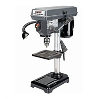 CENTRAL MACHINERY BENCH DRILL PRESS 5 SPEED