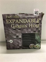 EXPANDABLE GARDEN HOSE (AS IS)