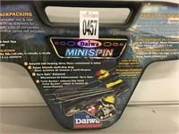 DAIWA MINISPIN (AS IS) FISHING ROD